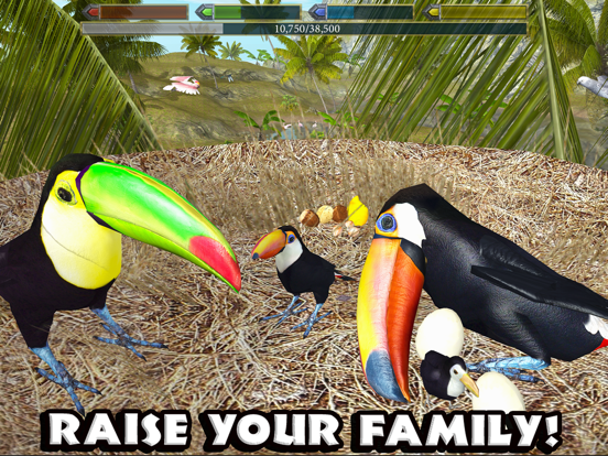 Скачать игру Ultimate Bird Simulator