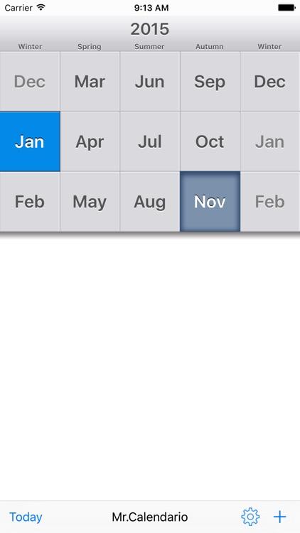 Mr.Calendario