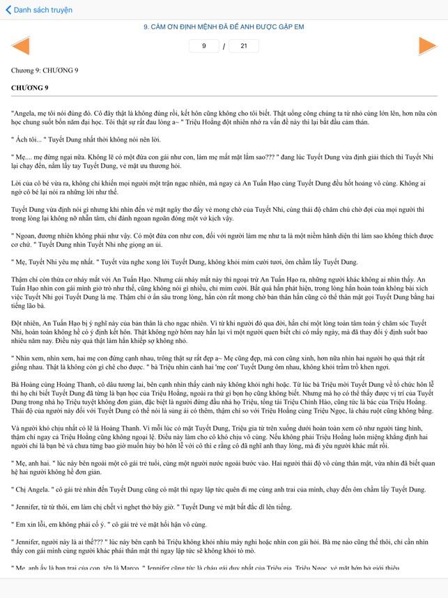 100 Truyện Ngôn Tình HE - Truyen Ngon Tinh Offline