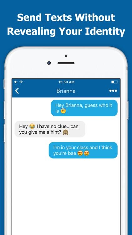 Secret Text Free Anonymous Texting & Messages App