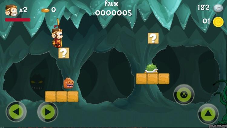 Super Monkey World screenshot-3