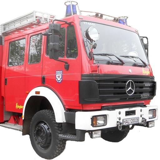 Feuerwehr Halle-Trotha