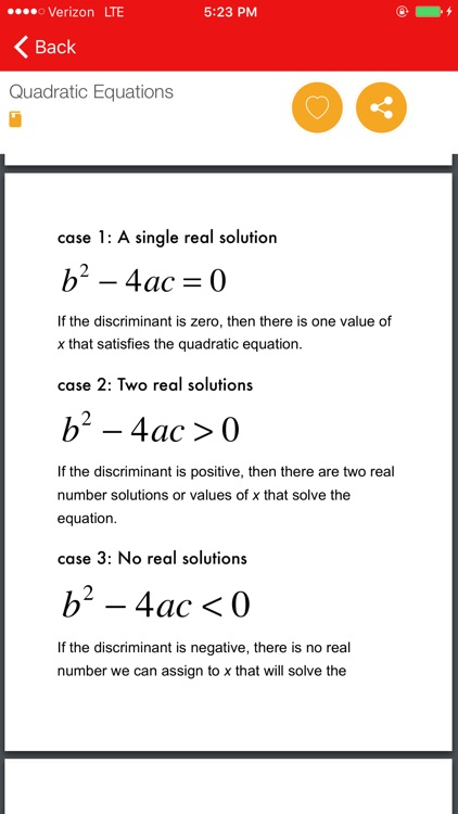 Algebra - Learn math by Example with Problems and Solutions in Self-Teaching Algebra Study Guide screenshot-4