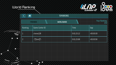 iLapTimer 2:Motorsport GPS Lap Timer & Data Logger screenshot four