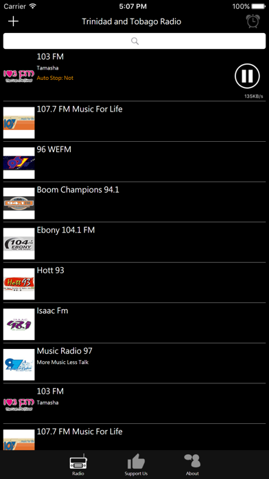 Trinidad and Tobago Radio app download for Android iOs and