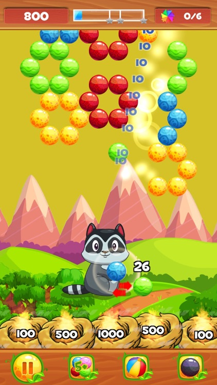 Forest Bubble Shooter screenshot-3