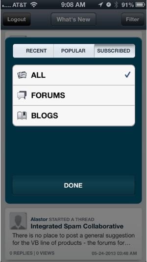 Vb5 Forum