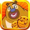 熊二爱蜂蜜 - 掌握时机割绳子,物理类游戏