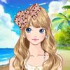 夏ファッション 無料女の子着せ替えゲーム
