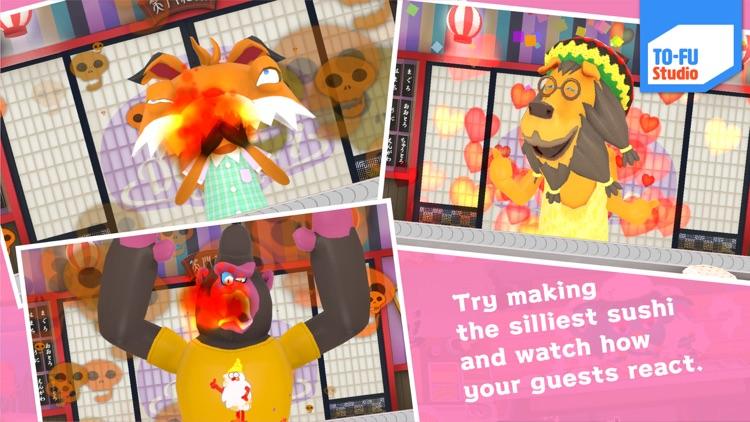 TO-FU Oh!SUSHI screenshot-4
