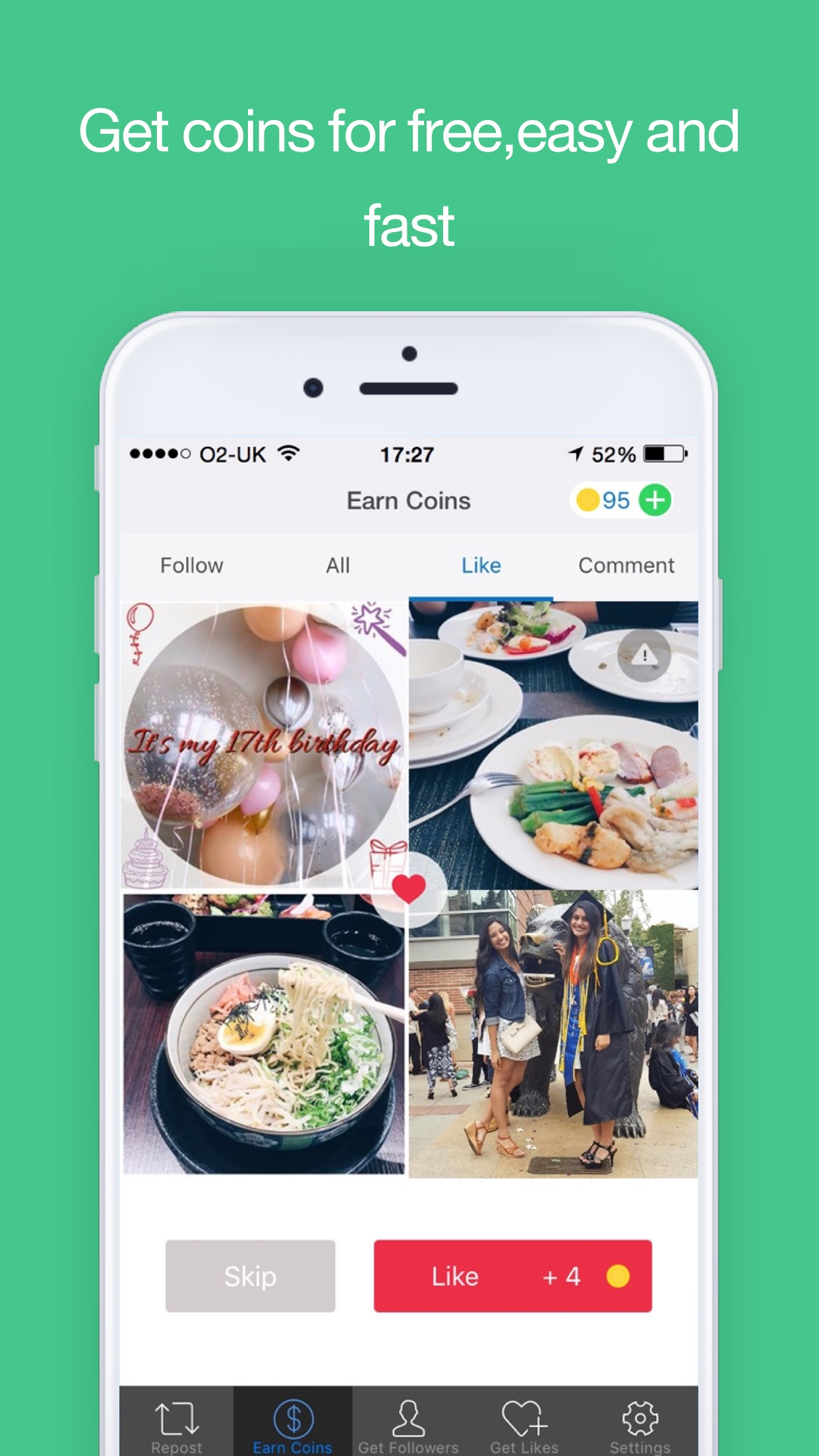 Repost for Instagram - Repost Photos & Videos Free Screenshot