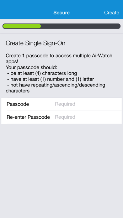 AirWatch Container by AirWatch, LLC (iOS, United States
