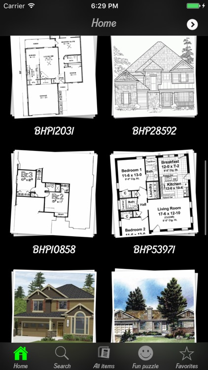 Bungalow House Plans Guide + screenshot-1