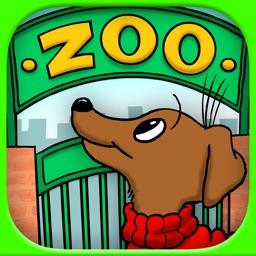 Oscar Va al Zoológico con WordWinks y Recontar, Grabar, y Compartir