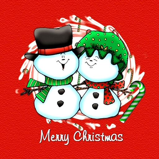 Christmas Card Maker HD - Holiday Greeting Cards, Wallpapers, & Photos icon