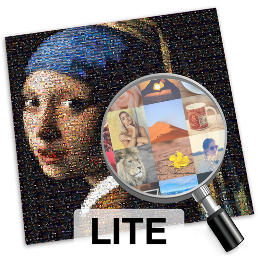 TurboMosaic 2 Lite - Photo Mosaic Maker