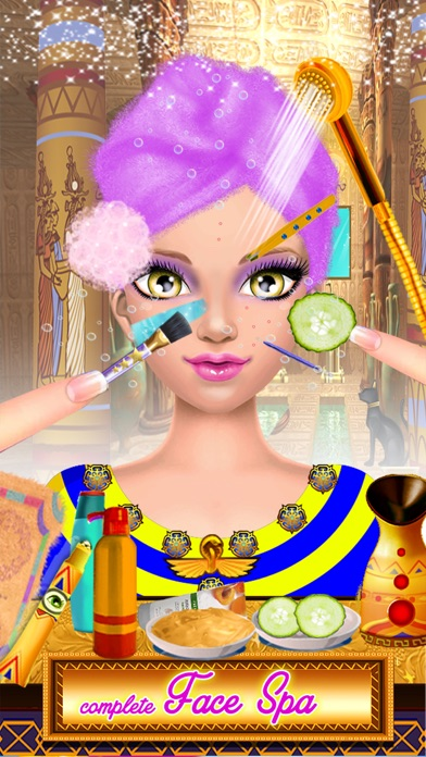 Egypt Fashion Makeup & Makeover 2