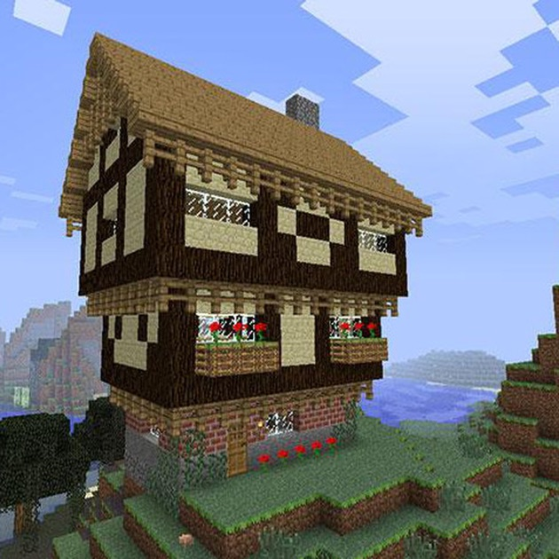 House Ideas Guide For Minecraft Step By Step Build Your