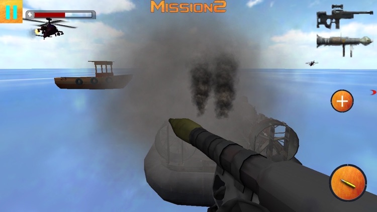 igi gunship helicopter war strike zone screenshot-3