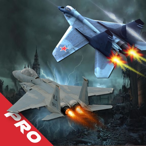 Aircraft Blood Race Pro - Amazing Flight Simulator Airforce