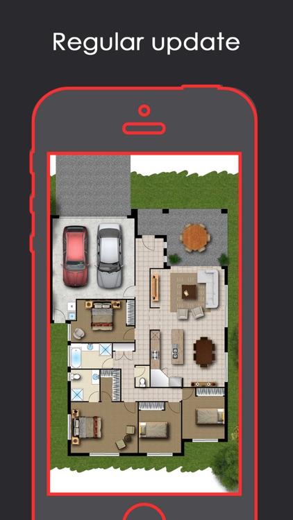 Magical Floor Plan | Layout & Home Designs catalog screenshot-3