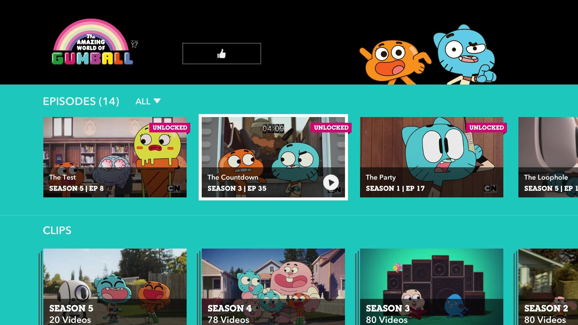 Cartoon Network App screenshot 15