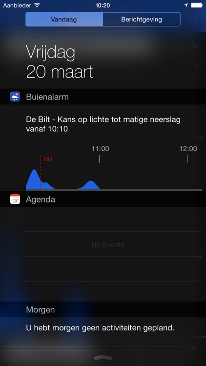 Buienalarm screenshot-3
