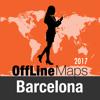 Barcelona Offline mapa e guia de viagens