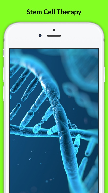 Stem Cell Therapy - Anti aging Treatment