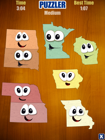 Stack the States® Screenshot 3