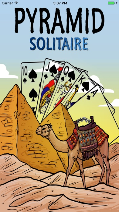 Pyramid Solitaire Empires Screenshot