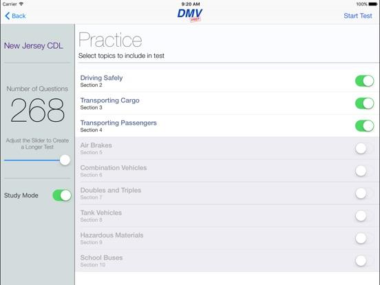 New Jersey Cdl Test Prep App Price Drops