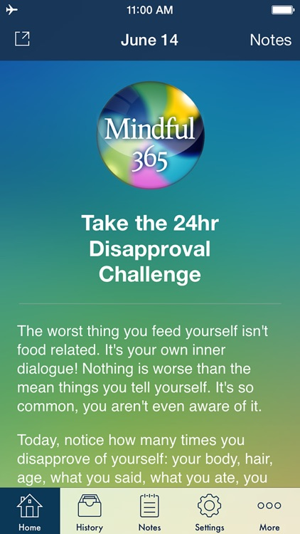 Mindful365 screenshot-0