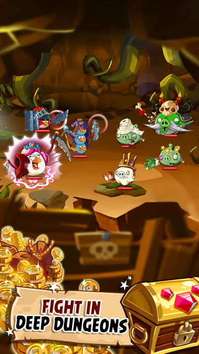 download Angry Birds Epic RPG apps 4