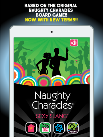 Naughty Charades – The Party Game of Dirty Words Based on the Card Game by Sexy Slang screenshot