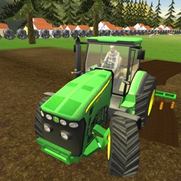 American tractor farming sim