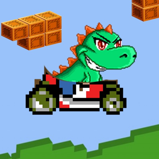 Dinosaur Cart icon