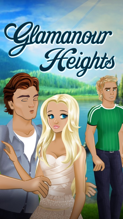 Glamanour Heights: A Romance Mystery Love Story screenshot-3