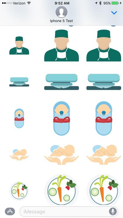 Pregnancy - Sticker Pack