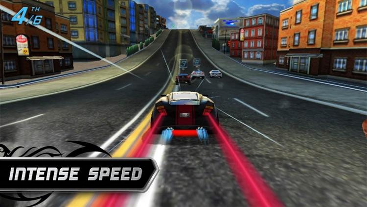 Rogue Racing: PinkSlip screenshot-4