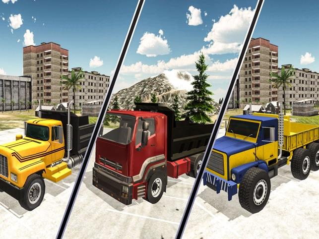 Nặng vận chuyển hàng hóa xe tải trình điều khiển