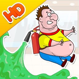 Fat Fred And A Fast Food Quest HD - In Restaurants