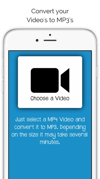 MP4 to MP3 - Video to Audio