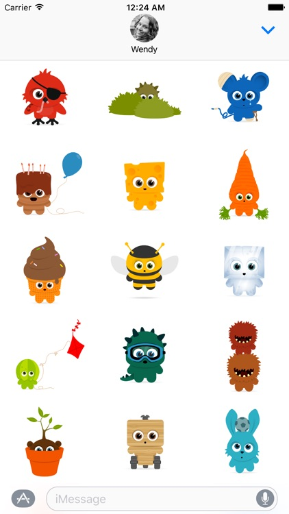 Creatures by Paul McDougall