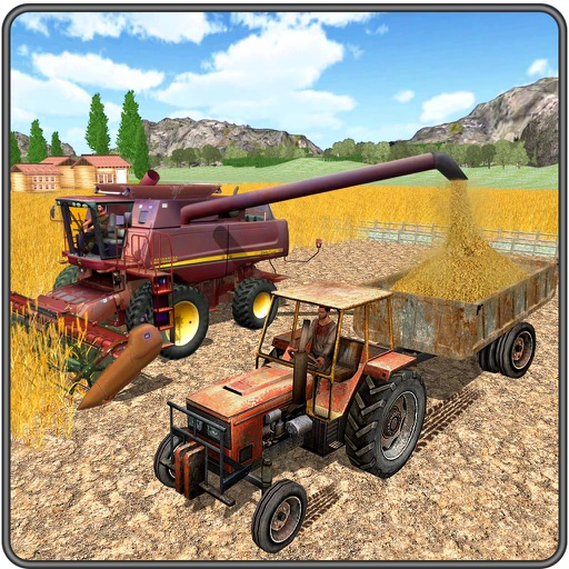 Real Farming Tractor Simulator 2016 Pro : Farm Life by