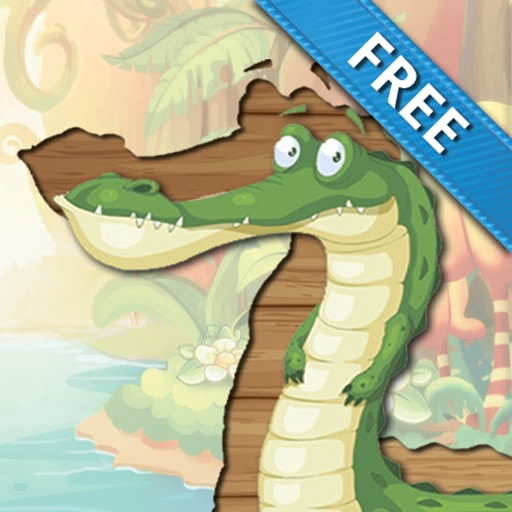 Animals Puzzle for kids and toddlers free