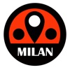 米兰旅游指南地铁路线离线地图 BeetleTrip Milan travel guide with offline map and metro transit
