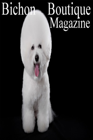 Screenshot of Bichon Boutique:Bichon Frise Magazine