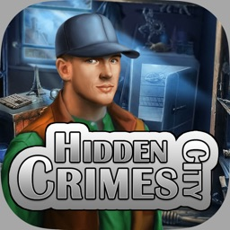 Hidden City Crimes - Search Games