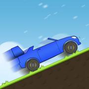 赛车总动员 开车小游戏 hill climb 4x4 真实开车游戏 越野 儿童 赛车 游戏